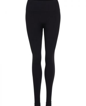 Tim og Simonsen Rib Legging Costina Black